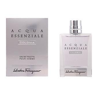 Salvatore Ferragamo Acqua Essenziale Keulen Edt Spray 100 Ml voor mannen