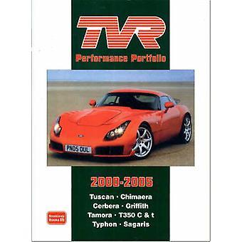 TVR Performance Portfolio 2000-2005 by R. M. Clarke - 9781855207172 B