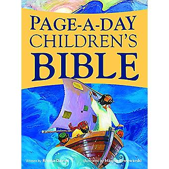 Page-A-Day Children's Bible by Rhona Davies - Marcin Piwowarski - 978