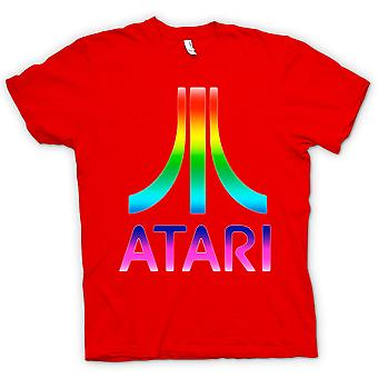 Kids T-shirt-Atari Games Retro grappig