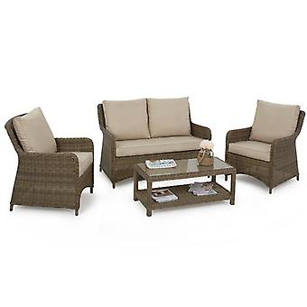 Maze Winchester Square High Back Sofa Set
