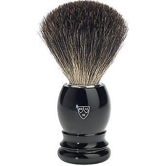 Black Runtable Hair Badger - Sigl