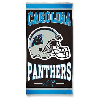 Wincraft NFL Carolina Panthers beach towel 150x75cm