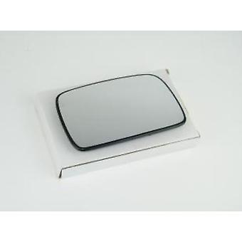 Höger förarsidan spegel glas (uppvärmd) & Hållare för Skoda FELICIA Mk2 1998-2001