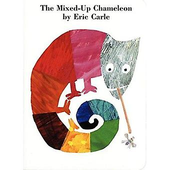 The Mixed-Up Chameleon by Carle - Eric - 9780694011476 Book