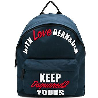 Dsquared2 'With Love' Backpack