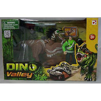 Chap Mei September Little Dino Valley With Figure (Toys , Action Figures , Dolls)