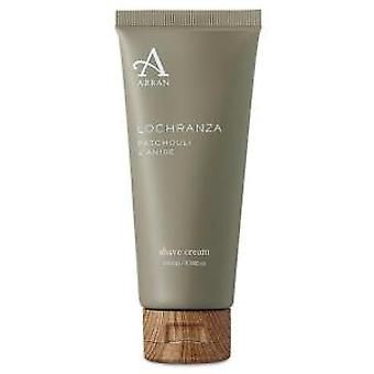 Arran Lochranza Patchouli und Anis Shaving Cream 100ml