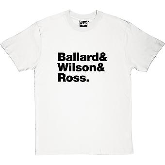 Diana Ross and the Supremes Line-Up Men's T-Shirt