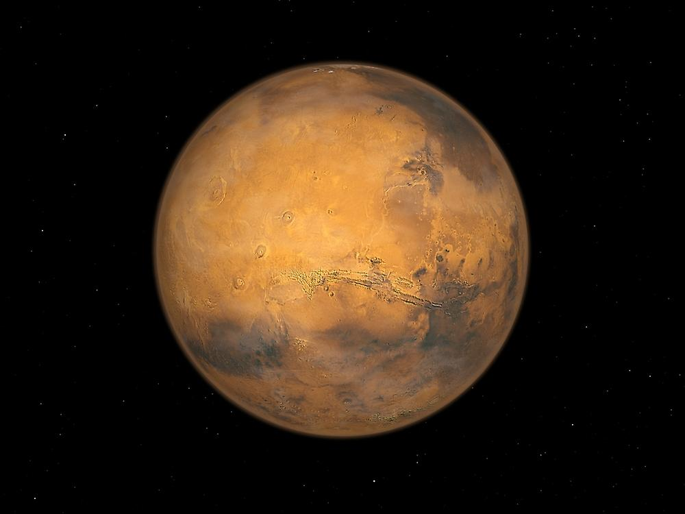 Mars Facts: Life, Water and Robots on the Red Planet