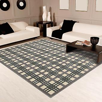 Graphic Illusions Rugs Gil20 Ivory Taupe By Nourison