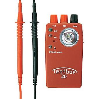 Testboy 20 Plus Multi-Tester CAT III 300 V
