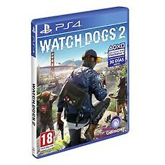 Play Station Ps4 game - watch dogs 2 (Maison , Électronique  , Jeux Video , Jeux Video)