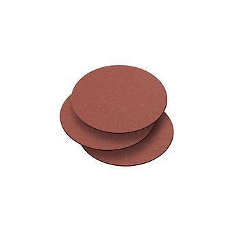 Optage magt BDS150/G2-3PK 150mm 80 grus 3Pack Self selvklæbende diske
