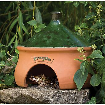 Frogilo Frog & Toad Home