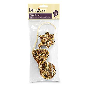 Burgess Rope Treat 88g (Pack of 12)