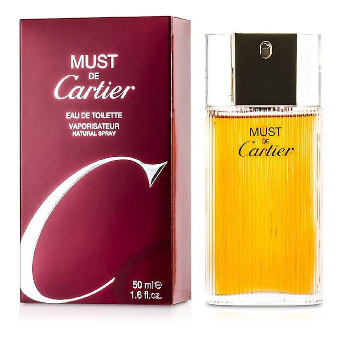 Moet De Cartier Eau De Toilette Spray 50ml / 1.7 oz