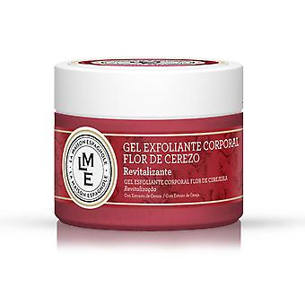 LME Cherry Blossom Collection Scrub 250 Ml (Schoonheidsmiddelen , Lichamelijk , Scrubs)