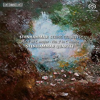 Stenhammar / Stenhammar Qrt - String Qrts 1 & 2 [SACD] USA import