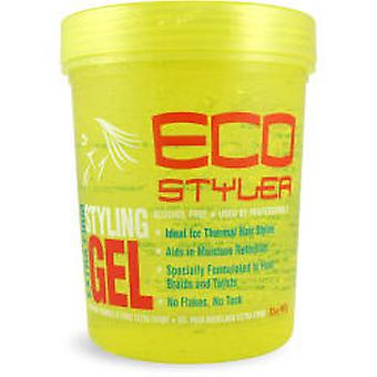 Dax Eco Styler Yellow 32oz - (Man , Hair Care , Hairstyling , Hair lotions)