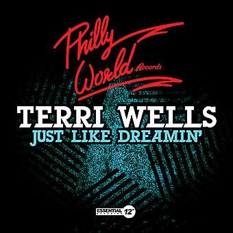 Terri Wells - po prostu jak Dreamin USA import
