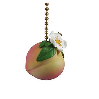 Fruta jugosa Georgia Peach techo ventilador cadena