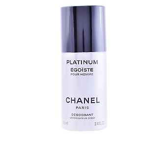 Chanel Égoïste Deo Spray 100 Ml para hombres