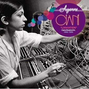 Lixiviation: 1969-1985 af Suzanne Ciani