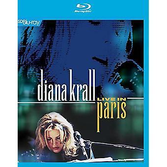 Diana Krall - Live in Paris [Blu-ray] USA import