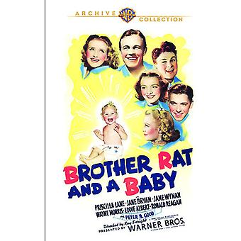 Brother Rat & a Baby (1940) [DVD] USA import