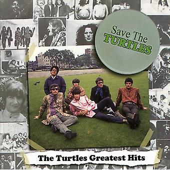 Skildpadder - redde skildpadder: The Turtles Greatest Hits CD] USA import