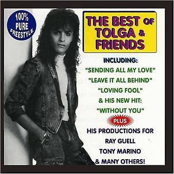 Tolga & Friends - Best of Tolga & Friends [CD] USA import