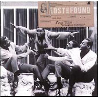 Four Tops - bryde gennem [CD] USA import