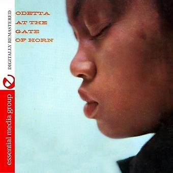 Odetta - vid Gate av Horn [CD] USA import