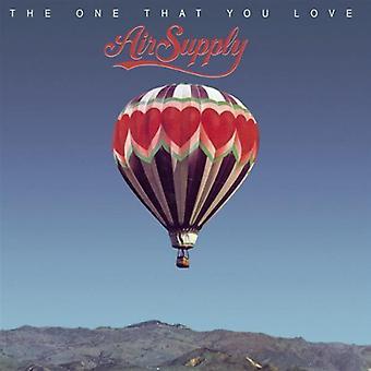 Air Supply - en, du elsker [CD] USA importerer