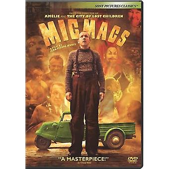 Micmacs [DVD] USA import