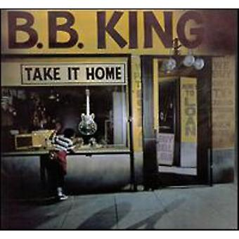 B.B. King - ta det hem [CD] USA import