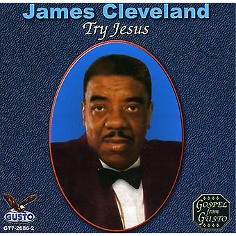James Cleveland - Try Jesus [CD] USA import