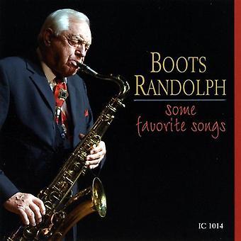 Boots Randolph - nogle yndlingssange [CD] USA import