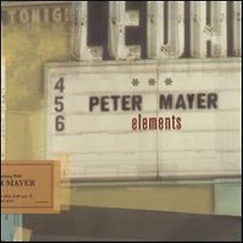 Peter Mayer - Elements [CD] USA import
