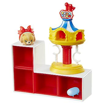 Tsum Tsum 44163-EU Carousel and Bow Headband Display Set