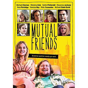 Amigos comunes [DVD] los E.e.u.u. la importación