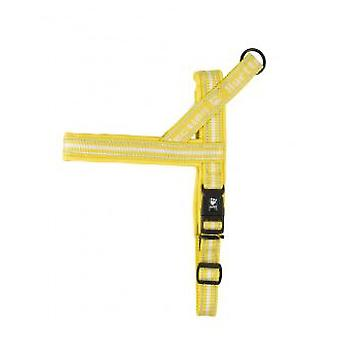 Hurtta Harness Padded Yellow (Dogs , Walking Accessories , Harnesses)