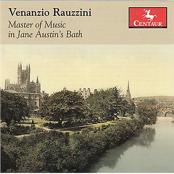 Rauzzini - Venanzio Rauzzini: Master of Music in Jane Austin's [Sic] Bath [CD] USA import