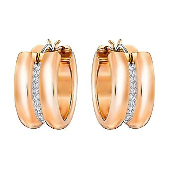 Swarovski Fun Hoop Pierced Earrings - 5224976