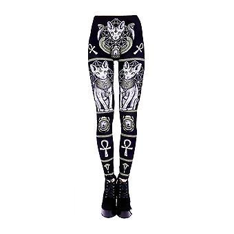 Restyle - SPHINX LEGGINGS - Damen Leggings