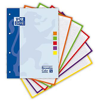 Oxford Recambloc a4 80Hcn 5 Bandacolor90G (Toys , School Zone , Notebooks And Folders)