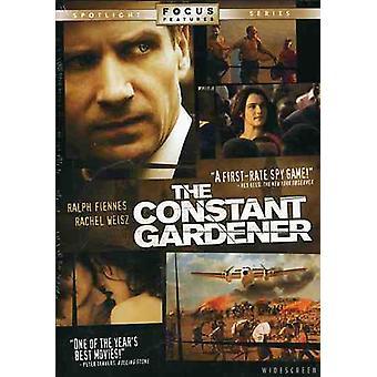 Constant Gardener [DVD] USA import
