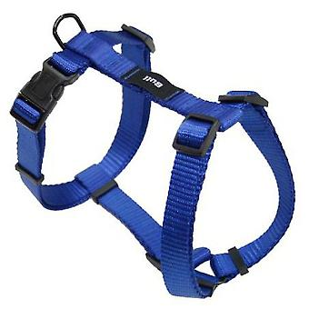 Bull Arnés Liso Azul T-3 35-55 X 2,0 Cm (Dogs , Walking Accessories , Harnesses)