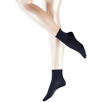 Falke Cotton Touch Short Socks - Dark Navy